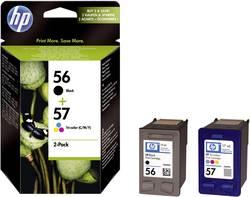 Sada náplní do tlačiarne HP 56, 57 SA342AE, čierna, zelenomodrá, purpurová, žltá