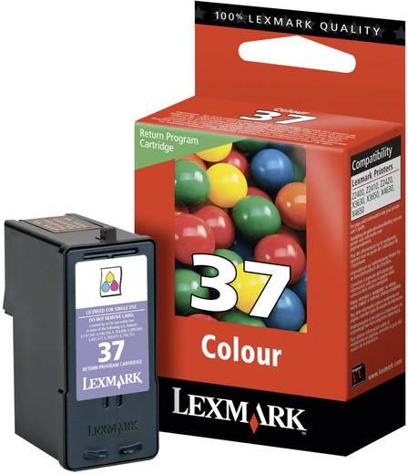 Druckerpatrone Original Lexmark 37 Cyan, Magenta, Gelb