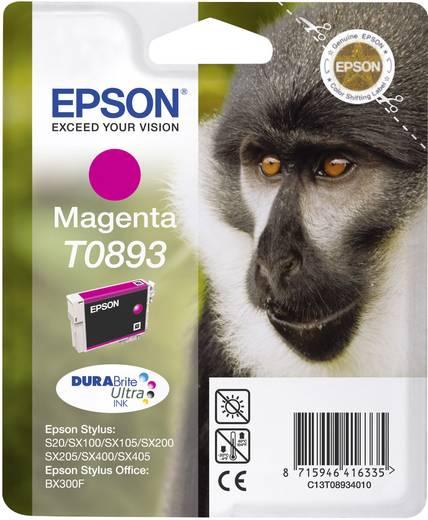 Epson Tintenpatrone T0893 Magenta C13T08934011