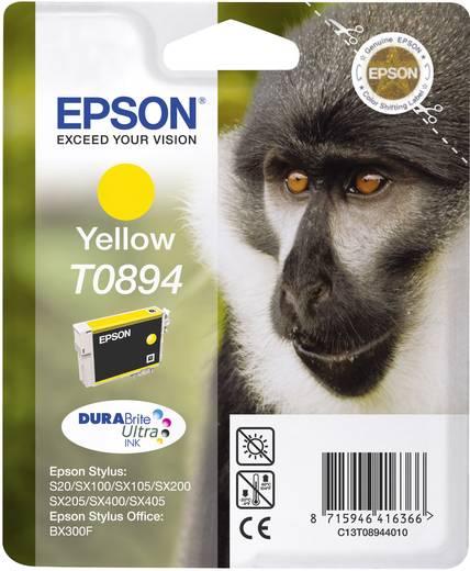 Epson Tintenpatrone T0894 Gelb C13T08944011
