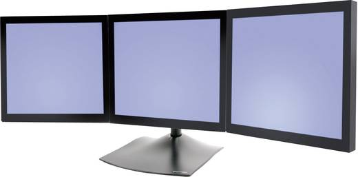 "3fach Monitor-Standfuß 25,4 cm (10"") - 50,8 cm (20"") Rotierbar Ergotron DS100"