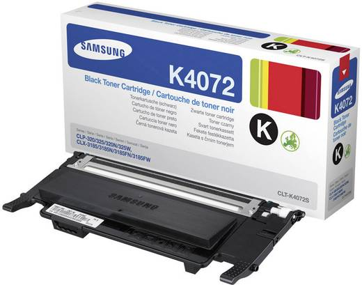 Samsung Toner CLT-K4072S SU128A Original Schwarz 1500 Seiten