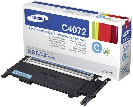 Samsung Toner C4072S CLT-C4072S/ELS Original Cyan 1000 Seiten
