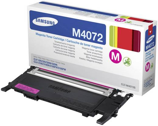 Samsung Toner CLT-M4072S CLT-M4072S/ELS Original Magenta 1000 Seiten