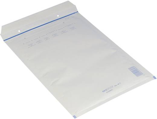 Luftpolstertasche (L x B) 350 mm x 250 mm Weiß 10 St.