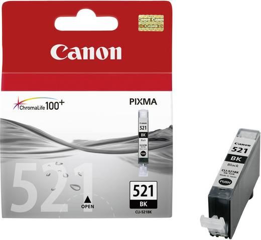 Canon Tinte CLI-521. Original Photo Schwarz 2933B001