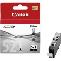 Náplň do tlačiarne Canon CLI-521BK 2933B001, foto čierna