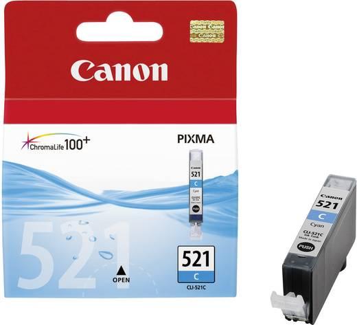 Canon Tinte CLI-521C Original Cyan 2934B001