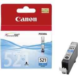 Náplň do tlačiarne Canon CLI-521C 2934B001, zelenomodrá