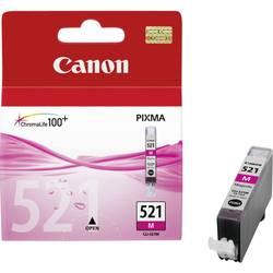 Náplň do tlačiarne Canon CLI-521M 2935B001, purpurová