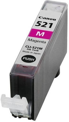 Canon Tinte CLI-521M Original Magenta 2935B001