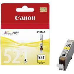 Náplň do tlačiarne Canon CLI-521Y 2936B001, žltá