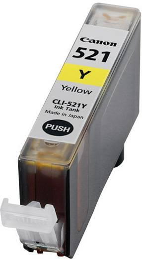 Canon Tinte CLI-521Y Original Gelb 2936B001