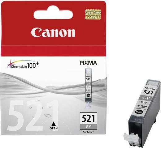 Canon Tinte CLI-521GY Original Grau 2937B001
