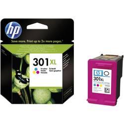 Náplň do tlačiarne HP 301 XL CH564EE, zelenomodrá, purpurová, žltá