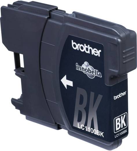 Brother Tinte LC-1100 Original Schwarz LC1100BK