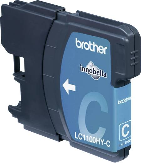 Brother Tinte LC-1100HY Original Cyan LC1100HYC