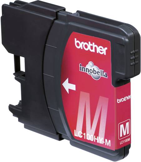 Brother Tinte LC-1100HYM Original Magenta LC1100HYM