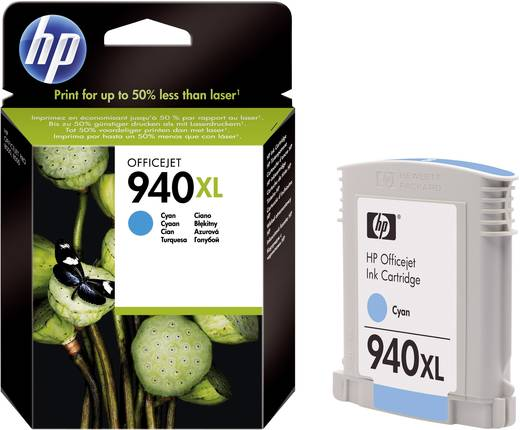 HP Tinte 940XL Original Cyan C4907AE
