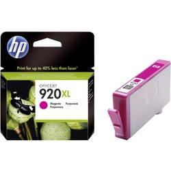 Náplň do tlačiarne HP 920 XL CD973AE, purpurová