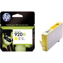 Náplň do tlačiarne HP 920 XL CD974AE, žltá
