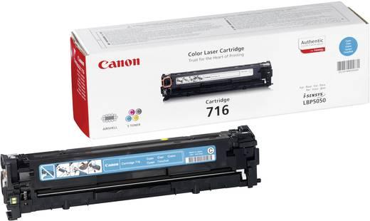 Canon Toner 716 C 1979B002 Original Cyan 1500 Seiten