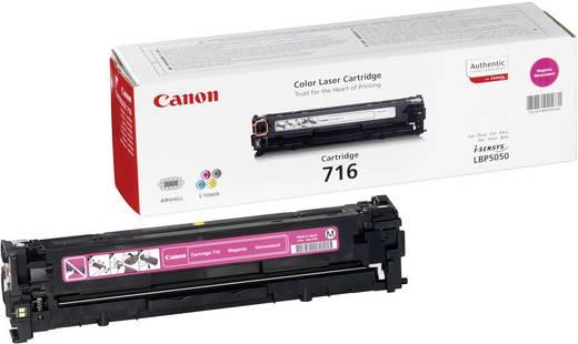 Canon Toner 716 M 1978B002 Original Magenta 1500 Seiten