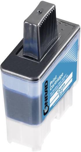 Tinte ersetzt Brother LC-900 Kompatibel Cyan B-2 B-2
