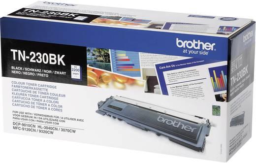 Brother Toner TN-230BK TN230BK Original Schwarz 2200 Seiten