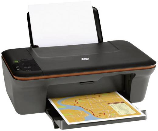 HP Deskjet 2050A All-in-One, Multifunktionsgerät Tinte 3in1, USB, (Drucker,Kopierer,Scanner) kaufen