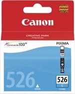 Cartouche d'encre pour imprimante Canon CLI526C cyan (4541B001)