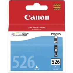 Náplň do tlačiarne Canon CLI-526C 4541B001, zelenomodrá