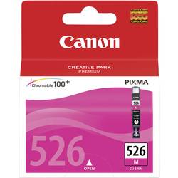 Náplň do tlačiarne Canon CLI-526M 4542B001, purpurová
