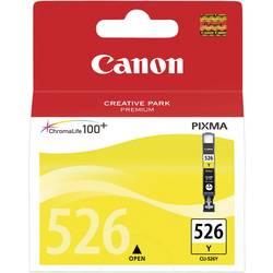 Náplň do tlačiarne Canon CLI-526Y 4543B001, žltá