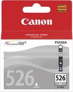 Cartouche d'encre pour imprimante Canon CLI526GY grise (4544B001)