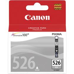 Náplň do tlačiarne Canon CLI-526GY 4544B001, šedá
