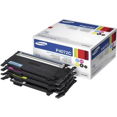 Samsung Toner Kombi-Pack CLT-P4072C CLT-P4072C/ELS Original Schwarz, Cyan, Magenta, Gelb 1 Preisvergleich