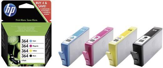 HP Tintenpatronen Kombi-Pack 364 Schwarz;Cyan;Magenta;Gelb SD534EE