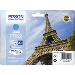 Náplň do tlačiarne Epson T7022, XL C13T70224010, zelenomodrá