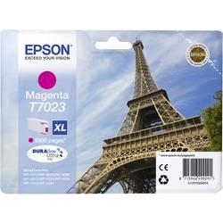Náplň do tlačiarne Epson T7023, XL C13T70234010, purpurová