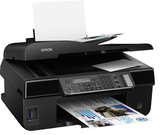 epson stylus office bx305fw plus tintenstrahl multifunktionsdrucker a4 drucker scanner. Black Bedroom Furniture Sets. Home Design Ideas