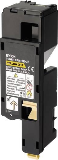 Epson Toner S050611 C13S050611 Original Gelb 1400 Seiten