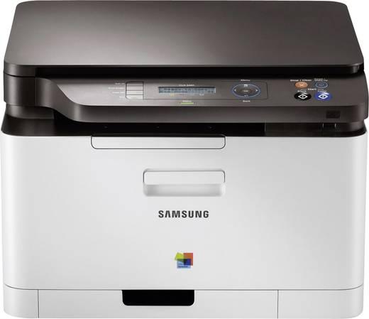 Samsung clx 3305 farblaser multifunktionsdrucker a4 for Drucker scanner kopierer
