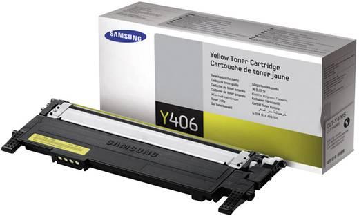 Samsung Toner Y406S CLT-Y406S/ELS Original Gelb 1000 Seiten