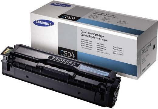 Samsung Toner CLT-C504S SU025A Original Cyan 1800 Seiten