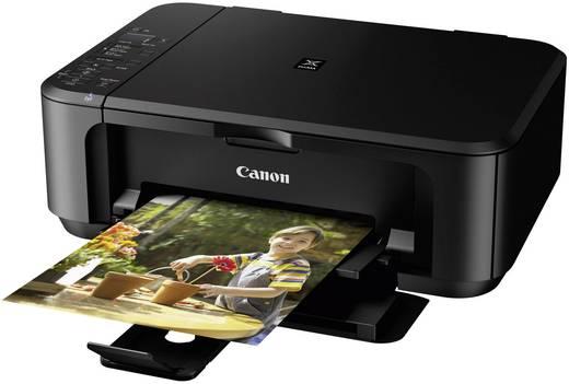 Canon PIXMA MG3250 Tintenstrahl-Multifunktionsdrucker A4 Drucker, Scanner, Kopierer WLAN, Duplex