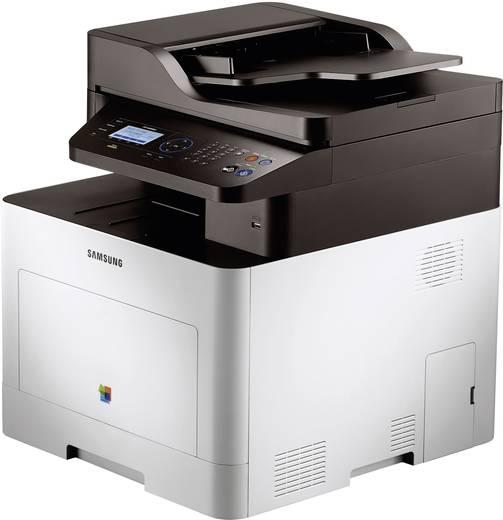 Samsung CLX-6260ND Farblaser-Multifunktionsdrucker A4 Drucker, Scanner, Kopierer LAN, Duplex, ADF