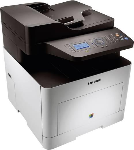 Samsung CLX-6260FD Farblaser-Multifunktionsdrucker A4 Drucker, Scanner, Kopierer, Fax ADF, Duplex, LAN
