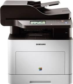 Barevná laserová multifunkční tiskárna Samsung CLX-6260FW, LAN, Wi-Fi, duplexní