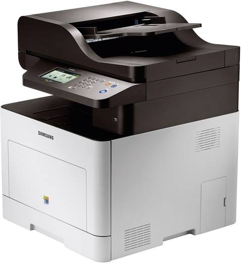 samsung clx 6260fw farblaser multifunktionsdrucker a4 drucker scanner kopierer fax lan wlan. Black Bedroom Furniture Sets. Home Design Ideas